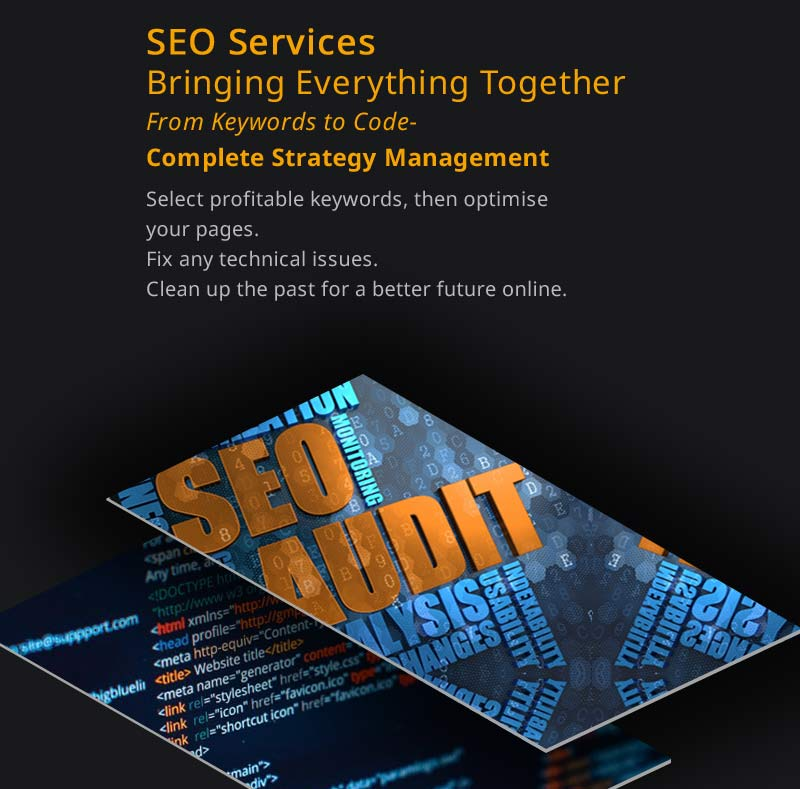 Your SEO, digital marketing and online strategy company