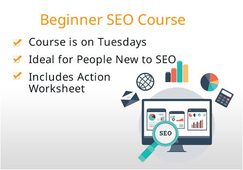 what is covered in a beginner SEO course