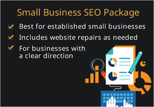 seo for small business- budget packages, plans and prices