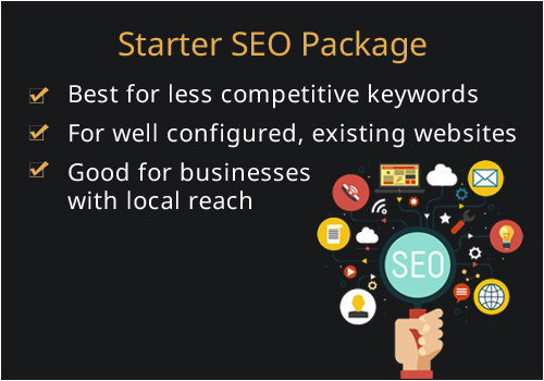 affordable seo package for sole traders
